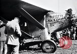 Image of Charles Lindbergh San Juan Puerto Rico, 1928, second 33 stock footage video 65675031389