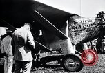 Image of Charles Lindbergh San Juan Puerto Rico, 1928, second 35 stock footage video 65675031389