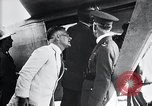 Image of Charles Lindbergh San Juan Puerto Rico, 1928, second 42 stock footage video 65675031389