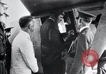 Image of Charles Lindbergh San Juan Puerto Rico, 1928, second 51 stock footage video 65675031389
