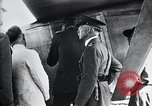 Image of Charles Lindbergh San Juan Puerto Rico, 1928, second 56 stock footage video 65675031389