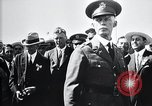 Image of Charles Lindbergh San Juan Puerto Rico, 1928, second 62 stock footage video 65675031389