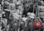 Image of re-militarization of Germany in late 1930s Germany, 1939, second 18 stock footage video 65675031399