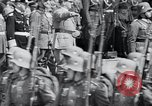 Image of re-militarization of Germany in late 1930s Germany, 1939, second 19 stock footage video 65675031399