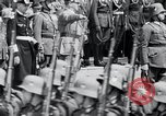 Image of re-militarization of Germany in late 1930s Germany, 1939, second 20 stock footage video 65675031399