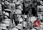 Image of re-militarization of Germany in late 1930s Germany, 1939, second 22 stock footage video 65675031399