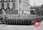 Image of re-militarization of Germany in late 1930s Germany, 1939, second 25 stock footage video 65675031399