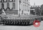 Image of re-militarization of Germany in late 1930s Germany, 1939, second 26 stock footage video 65675031399