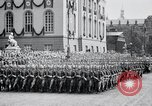 Image of re-militarization of Germany in late 1930s Germany, 1939, second 27 stock footage video 65675031399
