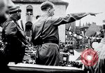 Image of Adolf Hitler at rally and parade Germany, 1939, second 1 stock footage video 65675031407
