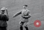 Image of Adolf Hitler at rally and parade Germany, 1939, second 7 stock footage video 65675031407
