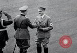 Image of Adolf Hitler at rally and parade Germany, 1939, second 10 stock footage video 65675031407