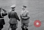 Image of Adolf Hitler at rally and parade Germany, 1939, second 13 stock footage video 65675031407