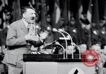 Image of Adolf Hitler at rally and parade Germany, 1939, second 31 stock footage video 65675031407