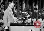 Image of Adolf Hitler at rally and parade Germany, 1939, second 32 stock footage video 65675031407