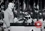 Image of Adolf Hitler at rally and parade Germany, 1939, second 33 stock footage video 65675031407