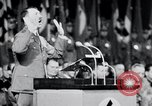 Image of Adolf Hitler at rally and parade Germany, 1939, second 34 stock footage video 65675031407