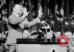 Image of Adolf Hitler at rally and parade Germany, 1939, second 35 stock footage video 65675031407