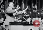 Image of Adolf Hitler at rally and parade Germany, 1939, second 37 stock footage video 65675031407