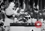 Image of Adolf Hitler at rally and parade Germany, 1939, second 39 stock footage video 65675031407