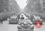 Image of Adolf Hitler at rally and parade Germany, 1939, second 57 stock footage video 65675031407