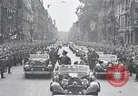 Image of Adolf Hitler at rally and parade Germany, 1939, second 58 stock footage video 65675031407