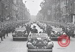 Image of Adolf Hitler at rally and parade Germany, 1939, second 59 stock footage video 65675031407