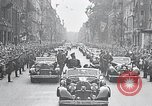 Image of Adolf Hitler at rally and parade Germany, 1939, second 61 stock footage video 65675031407
