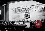 Image of Adolf Hitler reads Roosevelt letter Berlin Germany, 1939, second 29 stock footage video 65675031408