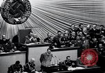 Image of Adolf Hitler reads Roosevelt letter Berlin Germany, 1939, second 33 stock footage video 65675031408