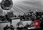 Image of Adolf Hitler reads Roosevelt letter Berlin Germany, 1939, second 38 stock footage video 65675031408