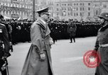 Image of Adolf Hitler reads Roosevelt letter Berlin Germany, 1939, second 56 stock footage video 65675031408