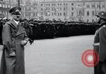 Image of Adolf Hitler reads Roosevelt letter Berlin Germany, 1939, second 58 stock footage video 65675031408