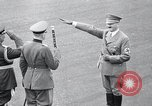 Image of Adolf Hitler with officers and crowds Germany, 1933, second 5 stock footage video 65675031411