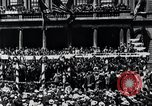 Image of Charles Lindbergh receives medal in New York New York City USA, 1927, second 19 stock footage video 65675031416