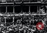 Image of Charles Lindbergh receives medal in New York New York City USA, 1927, second 20 stock footage video 65675031416
