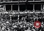 Image of Charles Lindbergh receives medal in New York New York City USA, 1927, second 23 stock footage video 65675031416