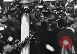 Image of Charles Lindbergh receives medal in New York New York City USA, 1927, second 25 stock footage video 65675031416