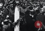 Image of Charles Lindbergh receives medal in New York New York City USA, 1927, second 29 stock footage video 65675031416