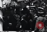 Image of Charles Lindbergh receives medal in New York New York City USA, 1927, second 34 stock footage video 65675031416