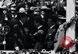 Image of Charles Lindbergh receives medal in New York New York City USA, 1927, second 45 stock footage video 65675031416