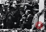 Image of Charles Lindbergh receives medal in New York New York City USA, 1927, second 47 stock footage video 65675031416