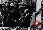 Image of Charles Lindbergh receives medal in New York New York City USA, 1927, second 48 stock footage video 65675031416