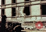 Image of bomb damage Berlin Germany, 1945, second 31 stock footage video 65675031433