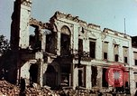 Image of bomb damage Berlin Germany, 1945, second 38 stock footage video 65675031433
