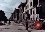 Image of bomb damage Berlin Germany, 1945, second 9 stock footage video 65675031436