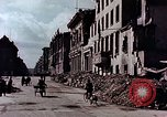 Image of bomb damage Berlin Germany, 1945, second 12 stock footage video 65675031436