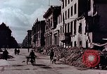 Image of bomb damage Berlin Germany, 1945, second 14 stock footage video 65675031436