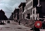 Image of bomb damage Berlin Germany, 1945, second 19 stock footage video 65675031436