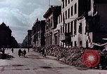 Image of bomb damage Berlin Germany, 1945, second 22 stock footage video 65675031436